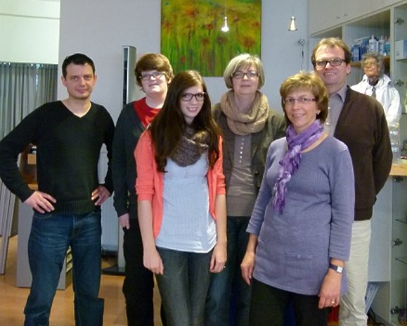 Team Muth-Optik in Nassau/Lahn